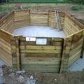 obra nueva piscina