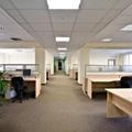oficina (suelo tecnico, mamapras, techo registrable )con mobiliario incluido!