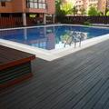 Piscina viviendas en Madrid