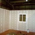 paneles semiacabados, listos para pintar