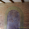 pared decorativa en salon