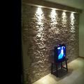 pared piedra artificial