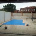 paredes,solado,porche y piscina de pvc