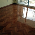 Parquet tropical jatoba