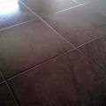 pavimento gres con cemento cola