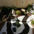 Pequeño jardín japones