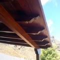 Pergolas , Tejados , en madera