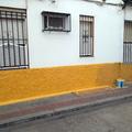 pintura bajos de fachada