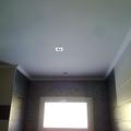 Pintura de techo y moldura