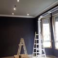 Pintura en salon