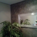 pintura oxido en entradita