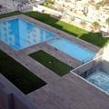 Piscina comunitaria en Alicante