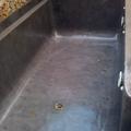 piscina de microcemento