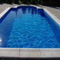 Piscina construida de TCH Cata&Lary
