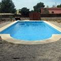 piscina de poliester