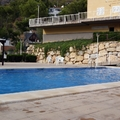 Piscina en altea