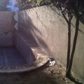 Piscina en chalet de la Jara, Sanlucar