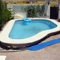 piscina irregular