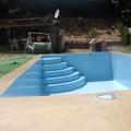 piscina terminada