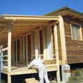Porches y Pérgolas de madera Carpintería Latorre