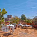 Home Staging para terraza con vistas
