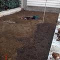 Preparacion del terreno para siembra de césped