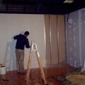 proceso de montaje de paneles de pladú