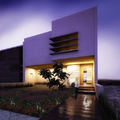 Propuesta para construcción de una vivienda unifamiliar adosada.