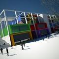 Proyecto de Aulario para la Universidad de A Coruña