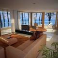 proyecto de edificio residencial junto al mar