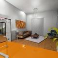 Proyecto de interiorismo para vivienda mínima