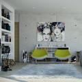 proyecto interiorismo salón