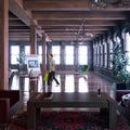 Proyecto, reforma y popuesta de decoración de hall de hotel