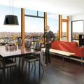 Proyecto, reforma y propuesta de decoración en loft en las afueras de Marid.