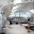 Proyecto, reforma y propuesta de mobiliario de loft para convertirlo en estudio de arquitectura.