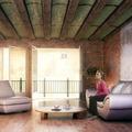 Proyecto y reforma de apartamento en el centro de Madrid.