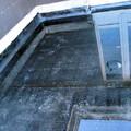 prueba de agua para comprobar la estanqueidad de la terraza