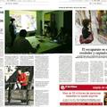 Publicación en prensa