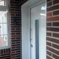 Puerta Acorazada G3 con cristal blindado.