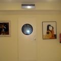 Puerta acústica de estudio de grabación