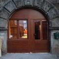 Puerta con arco