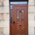 Puerta con fijos
