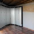 Puerta Corredera Curva de aluminio