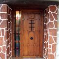 Puerta de entrada modelo chispa
