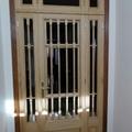 Puerta de entrada, portillo, torneado