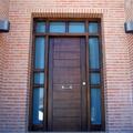 Puerta de entrada principal.