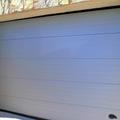 Puerta de garaje en acero galvanizado