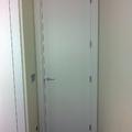 puerta de suelo a techo