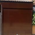 puerta enrollable aluminio garaje