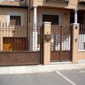 Puerta garaje y de paso